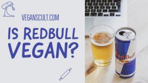 is redbull vegan veganscult.com