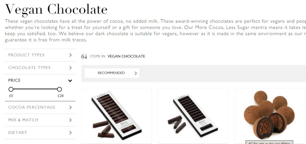 hotel chocolat | veganscult.com