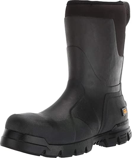 "Caterpillar Unisex-Adult Stormers 11"" Steel Toe Work Boot"