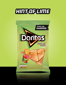 HINT OF LIME