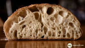 sourdough bread | veganscult.com