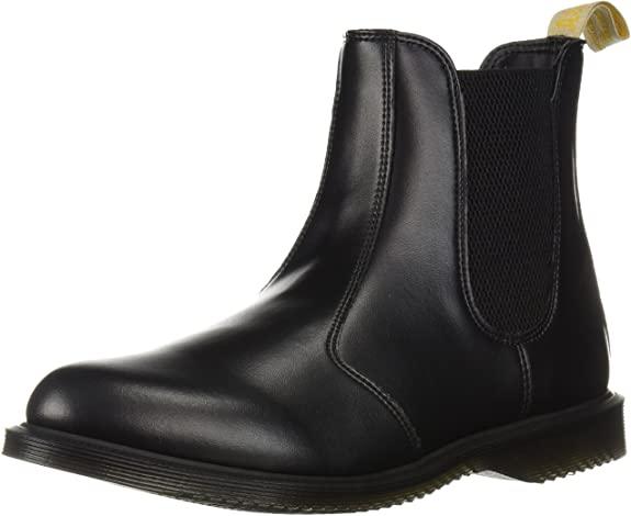 Dr. Martens Vegan Women's Flora Leather Chelsea Boot | veganscult.com