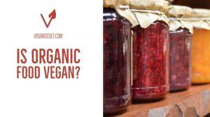 Is Organic Food Vegan   veganscult.com